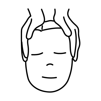 Craniosacral Therapie Icon
